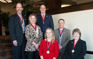2014 Texas Tech Distinguished Engineer
